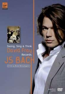 David Fray - Swing, Sing & Think (Doku-DVD), DVD