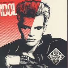 Billy Idol: Very Best Of Billy Idol: Idolize Yourself, 1 CD und 1 DVD