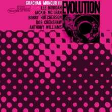 Grachan Moncur III (geb. 1937): Evolution (Rudy Van Gelder Remasters), CD
