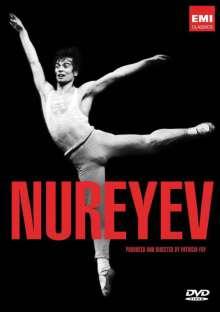 Rudolf Nureyev - A Film Biography, DVD