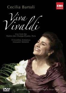 Cecilia Bartoli - Viva Vivaldi, DVD