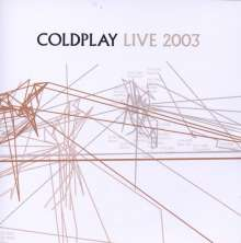 Coldplay: Live 2003 (DVD + CD), 2 DVDs