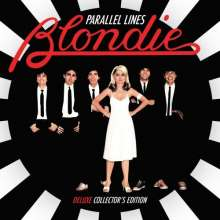 Blondie: Parallel Lines (Deluxe Collector's Edition) (CD + DVD), 1 CD und 1 DVD
