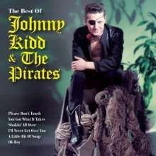 Johnny Kidd: The Very Best Of Johnny Kidd & The.., 2 CDs