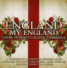 King's College Choir - England, My England, 2 CDs