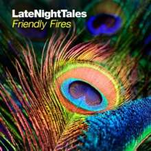 Late Night Tales: Friendly Fires (remastered) (180g) (Limited Edition) (2LP + CD), 3 LPs