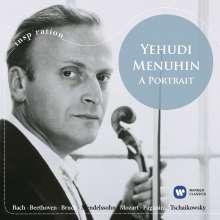 Yehudi Menuhin - A Portrait, CD