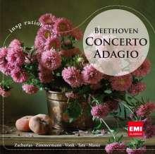 Ludwig van Beethoven (1770-1827): Beethoven - Concerto Adagio, CD