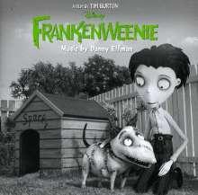 Danny Elfman (geb. 1953): Filmmusik: Frankenweenie, CD