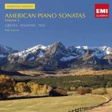 Peter Lawson - American Piano Sonatas 2, CD