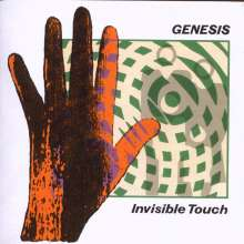 Genesis: Invisible Touch (Remastered), CD