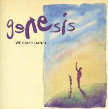 Genesis: We Can't Dance (Remastered), CD