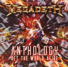 Megadeth: Anthology: Set The World Afire, 2 CDs