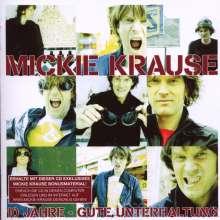 Mickie Krause: 10 Jahre gute Unterhaltung, CD