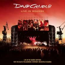 David Gilmour: Live In Gdansk, 2 CDs