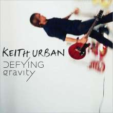 Keith Urban: Defying Gravity, CD