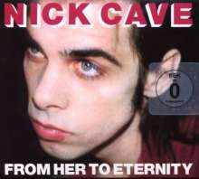 Nick Cave & The Bad Seeds: From Her To Eternity (CD + DVD), 1 CD und 1 DVD