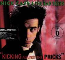 Nick Cave & The Bad Seeds: Kicking Against The Pricks (CD + DVD), 1 CD und 1 DVD