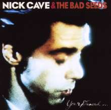 Nick Cave & The Bad Seeds: Your Funeral...My Trial, 1 CD und 1 DVD