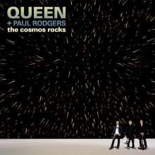Queen & Paul Rodgers: The Cosmos Rocks, CD