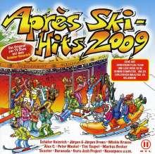 Apres Ski Hits 2009, 2 CDs
