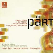 Arvo Pärt (geb. 1935): Beatus Petronius, 2 CDs