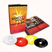 Erasure: Total Pop! The First 40 Hits (Deluxe Box-Set 3CD + DVD), 3 CDs