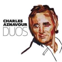 Charles Aznavour: Duos, 2 CDs