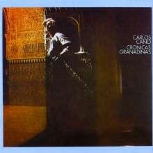 Carlos Cano: Cr Nicas Granadinas, CD