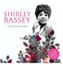 Shirley Bassey: Four Decades Of Song, 3 CDs