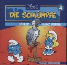 04: Unten! Ganz Unten!, CD