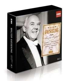 Walter Gieseking - Poet of the Keyboard (Icon Series), 8 CDs