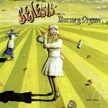 Genesis: Nursery Cryme (Remastered), CD