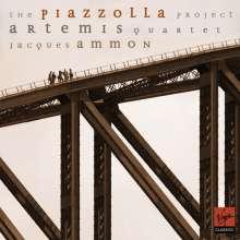 Astor Piazzolla (1921-1992): The Piazzolla Project (Artemis Quartett), CD