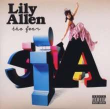 Lily Allen: The Fear, Maxi-CD