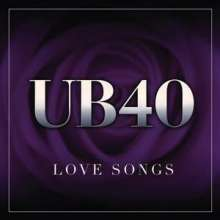 UB40: Love Songs, CD