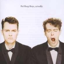 Pet Shop Boys: Actually, CD