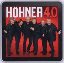 Höhner: Höhner 4.0, CD