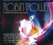 Robin Trower: Farther On Up The Road: The Chrysalis Years (1977 - 1983), 3 CDs