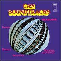 Can: Soundtracks, CD