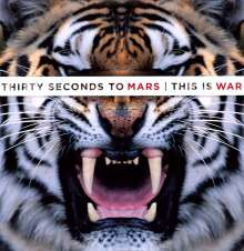 Thirty Seconds To Mars: This Is War, 2 LPs