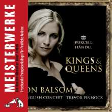 Alison Balsom - Kings & Queens, CD