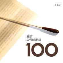 100 Best Overtures (EMI), 6 CDs