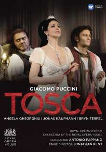 Giacomo Puccini (1858-1924): Tosca, DVD
