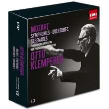 Otto Klemperer dirigiert Mozart, 8 CDs