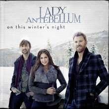 Lady Antebellum: On This Winter's Night, CD
