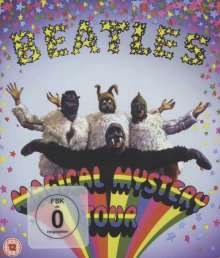 The Beatles: Magical Mystery Tour (Dokumentation), Blu-ray Disc