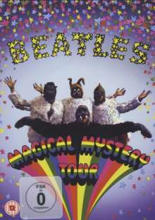 The Beatles: Magical Mystery Tour (Dokumentation), DVD