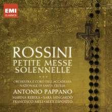 Gioacchino Rossini (1792-1868): Petite Messe Solennelle, 2 CDs