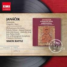Leos Janacek (1854-1928): Missa Glagolitica, CD